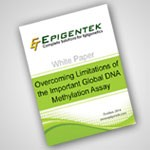 Overcoming Limitation of the Important Global DNA Methylation Assay