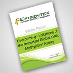 Overcoming Limitations of the Important Global DNA Methylation Assay